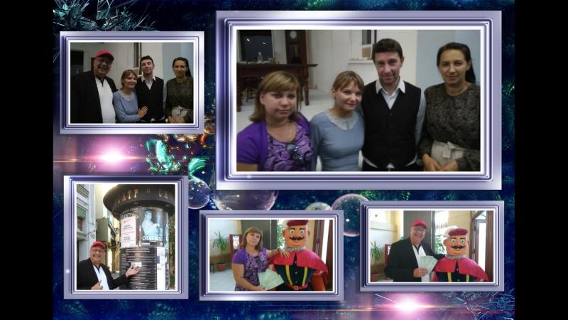 Спектакль Кроткая в театре Самарская Площаль 19 августа 2018 года...