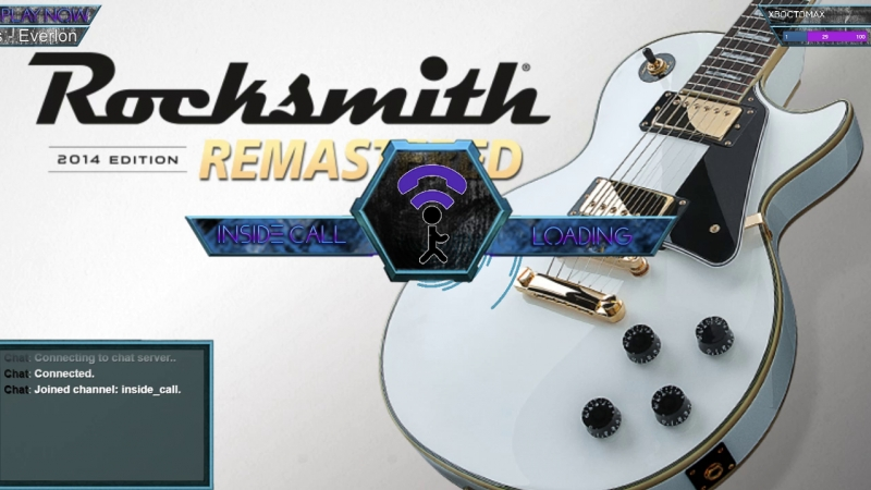 Rocksmith :Try to play my guitar