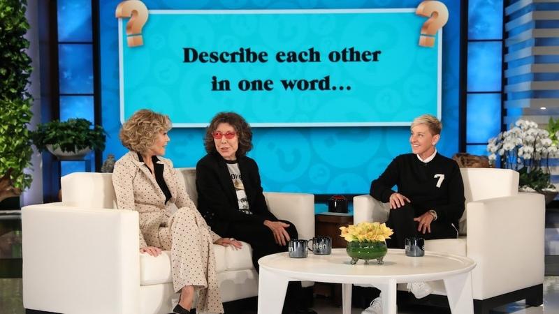 Lily Tomlin Jane Fonda Prove Why They 'D.G.A.F.'