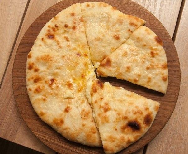 Осетинский пирог с сыром рецепт с фото