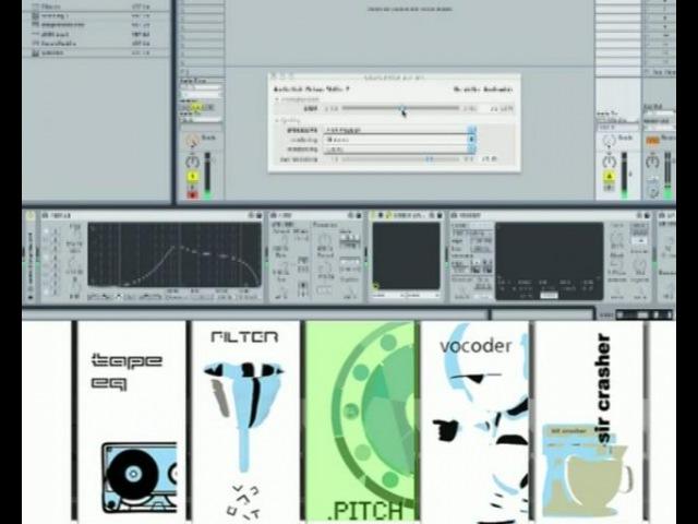 Podcast 2 Soundeffekte mit Ableton