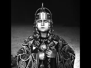 Die Nibelungen Teil 2 Kriemhilds Rache [Fritz Lang] (1924)