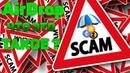 AirDrop SCAM или будущий заработок в интернете без вложений