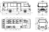 В нашем автопарке появилось 4 комфортабельных автобуса Hyundai County (18 мест).  Идеальный вариант для городского...