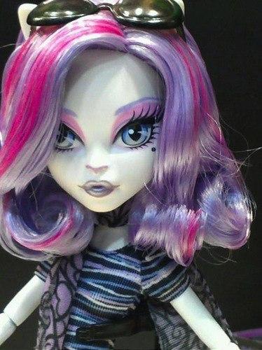 Monster high школа монстров торалай – дочь