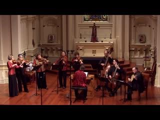 Бах - Ария на струне соль (Сюита № 3, BWV 1068) Voices of Music