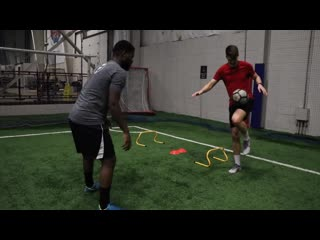 Ball control and first touch drills _ improve your confidence on the ball 1