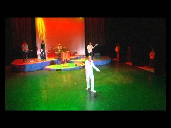 San J - Mahalla stag you ho (отрывок из концерта в Грозном )