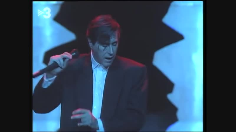 Bryan Ferry_Don't Stop The Dance (Angel Casas Show TV3 Barcelona, 1985)