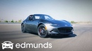 Here's Why We Love Driving the Mazda MX-5 Miata | One-Lap Review
