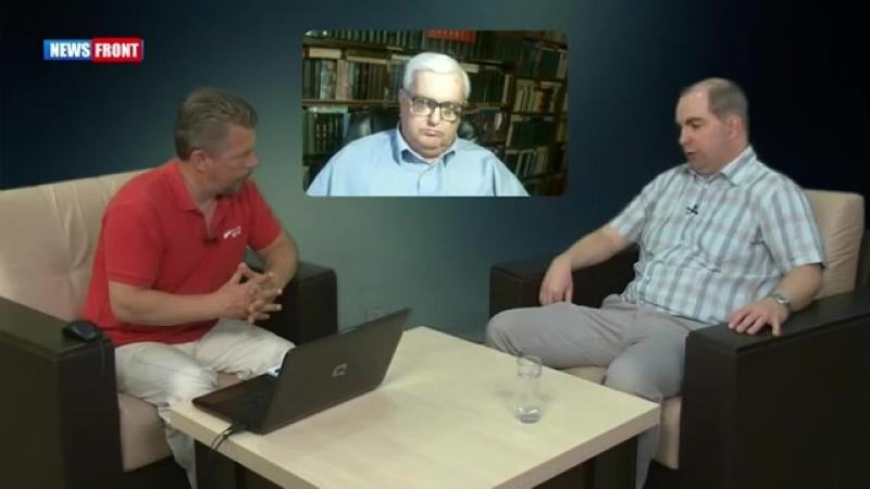 Максим Жаров и Марк Соркин о международном отношении к происходящему беспределу на Донбассе