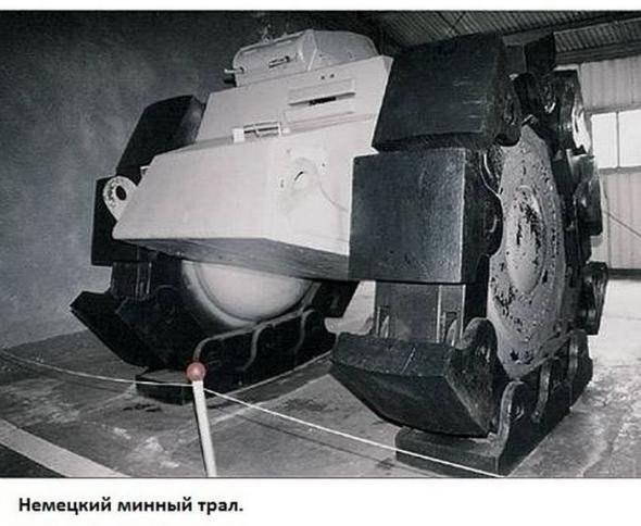Архивные снимки прототипов танков