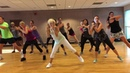 """EYE OF THE TIGER"" Survivor - Dance Fitness Workout Valeo Club"