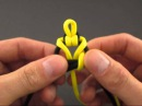 How to Make an Oat Spike Sinnet (Paracord Bracelet) by TIAT