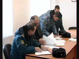 В Старобешевском районе проведена общереспубликанская штабная тренировка по действиям в сложных условиях осенне-зимнего периода
