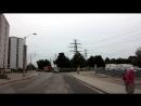 Улицы Торонто Антарио Канада Сентябрь 2018 Запись с камеры видео наблюдения