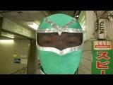 Japanese real-life-superhero calls himself Carry-Your-Pram-Ranger - no comment
