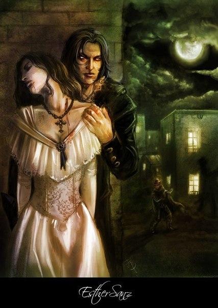 Вампиры в России - Tannarh