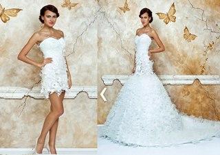 61436d3219e свадебное платье трансформер купить украина