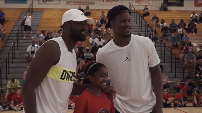 Dwyane Wade's 2017 Celebrity Sports Academy Chicago