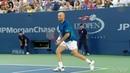 Roger Federer vs Adre Agassi Highlights US Open 2005 Final