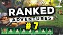 RANKED ADVENTURES 7 TECHIES DOTA 2