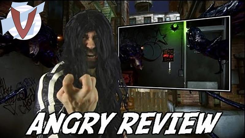 The Darkness II Angry Joe RUS RVV