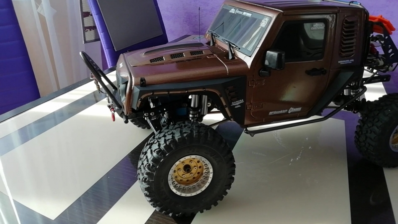 Jeep Rubicon - jeepmafiya