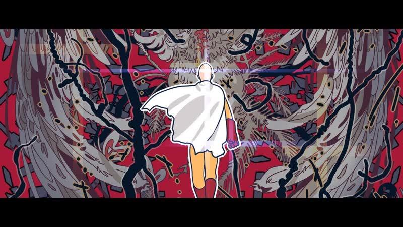 One Punch Man Season 2 Opening Full『JAM Project - Seijaku no Apostle』