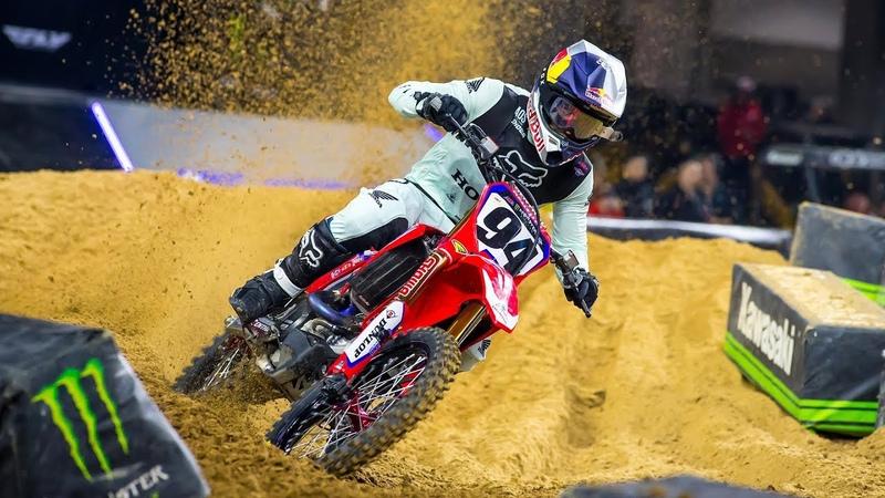 Ken Roczen - 2019 Supercross Highlights