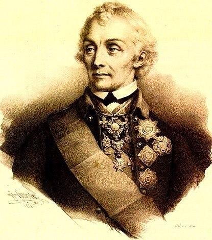 7 принципов достижения победы Александра Суворова.