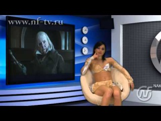 Naked news Russian  Naked Facts NFTV premery Lena preview