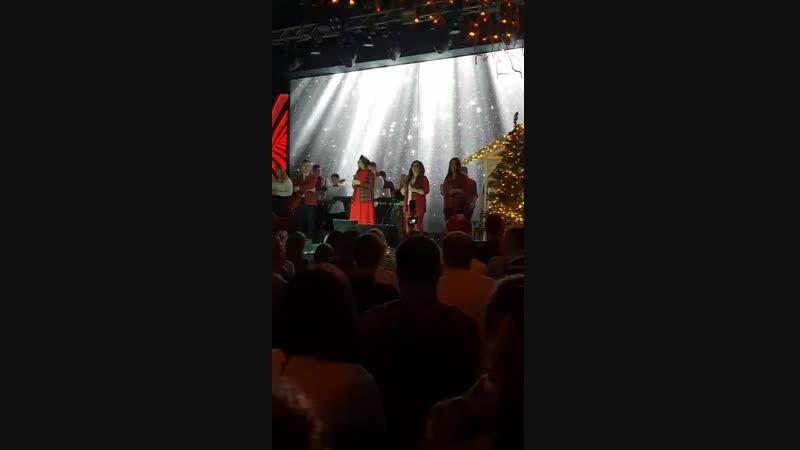 Рождество надежды в ХЦВ 2018
