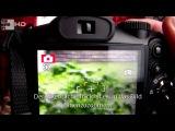 Как сделать размытый фон на Fujifilm Finepix S2980