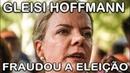 O fim de Gleisi Hoffmann