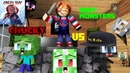 Monster school : CHUCKY HORROR GAME CHALLENGE - BABY MONSTERS