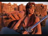 Red Sonja Vs Queen Gedren