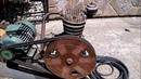 Компрессор СО-7б запуск двигателя с 380 на 220 вольт