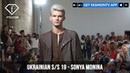 Ukrainian Fashion Week Spring/Summer 2019 - SONYA MONINA | FashionTV | FTV
