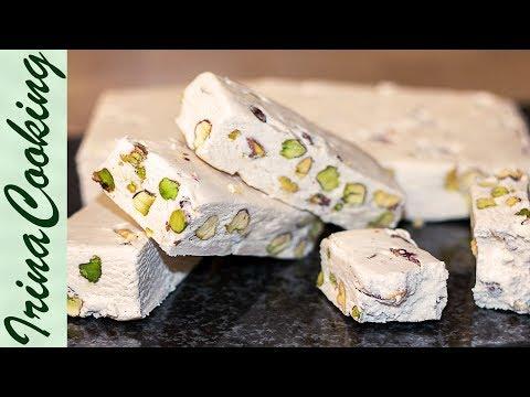 ВОСТОЧНЫЕ СЛАДОСТИ ○ НУГА в домашних условиях NUGA ○ Oriental Sweets at Home