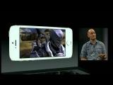 Infinity Blade 3 III gameplay demo on iPhone 5s - Sept 2013 Keynote