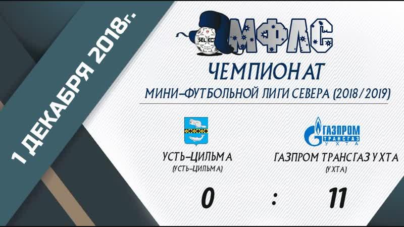 Газпром трансгаз Ухта - Усть-Цильма (Нарезка забитых мячей)