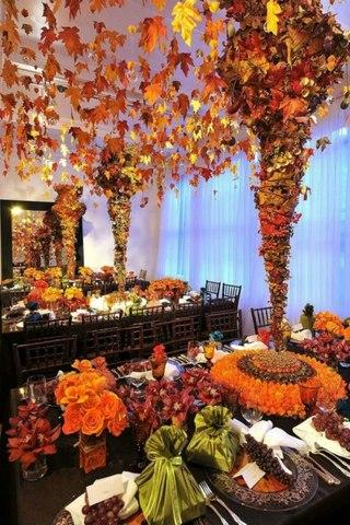 Украшение для праздника осени