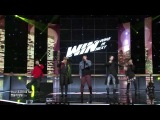 [WIN : WHO IS NEXT] TEAM A 1st Battle Round 1 (Song Battle) - Don't Cheat On Me (나만 바라봐) - TAEYANG