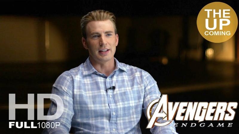 Chris Evans Captain America returns to be a hopeful leader in Avengers Endgame