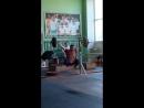 Азат Афян Артур Бабаян рывок в п п в сед с плинтов 130 кг