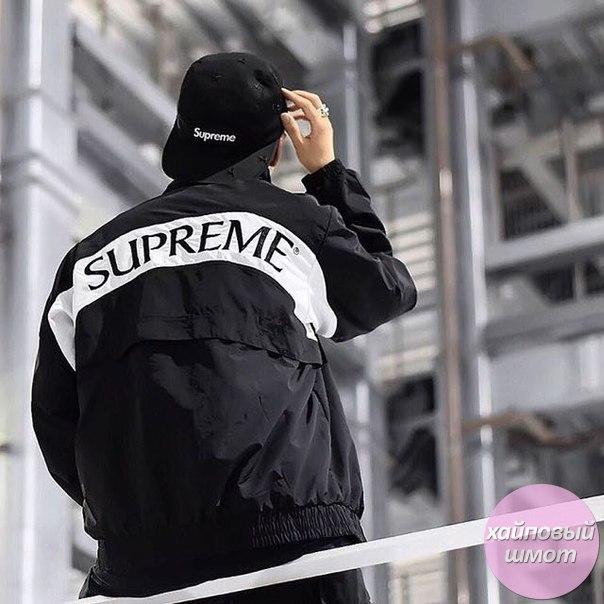 Ветровки Supreme -