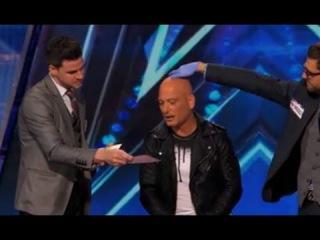 Comedy Magicians David and Leeman - America's Got Talent 2014