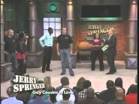 Gay Cousins In Love The Jerry Springer Show