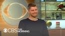 "Actor Luke Mitchell talks new CBS drama, ""The Code"""